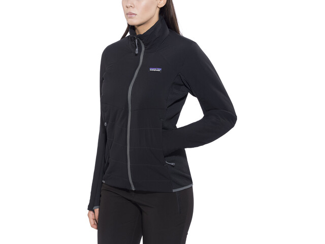 Patagonia Nano-Air Light Hybrid Jacket Women Black